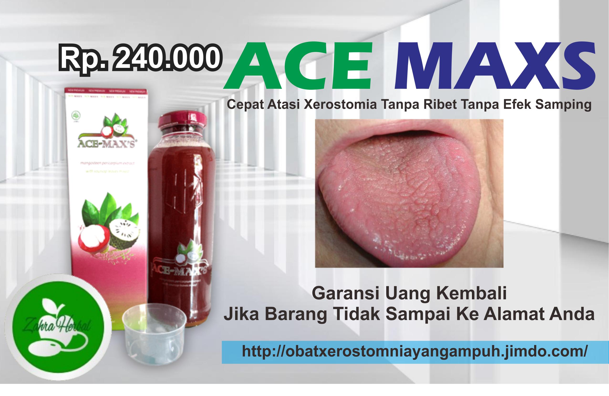 Obat Herbal Xerostomia